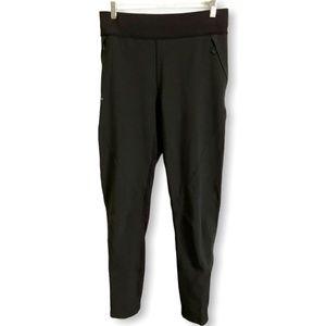 SALOMON Black Advanced Skin Shield Track Pants L